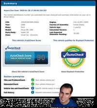 Отчеты Autocheck бесплатно
